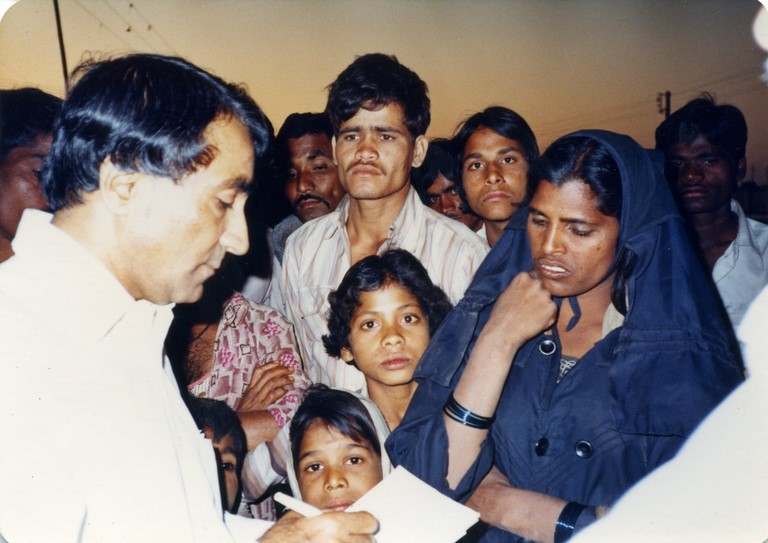 Bhopal 1985 Rashmi Mayur and victims