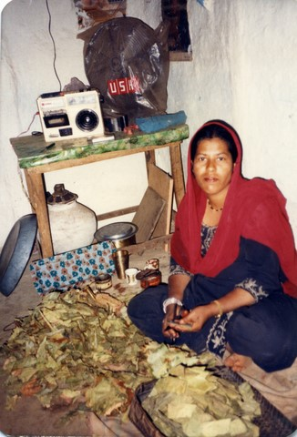 Bhopal 1985 daughter of beedie vendor