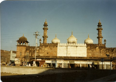 1985 great mosque of bhopal