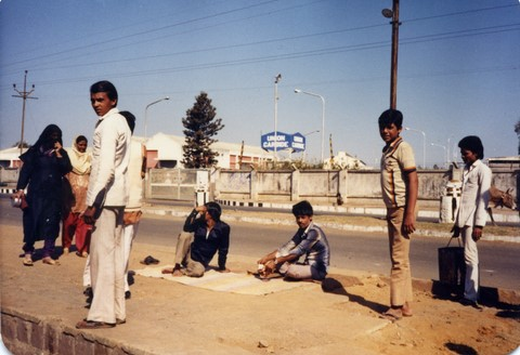 Bhopal, 1985, Union Carbide factory